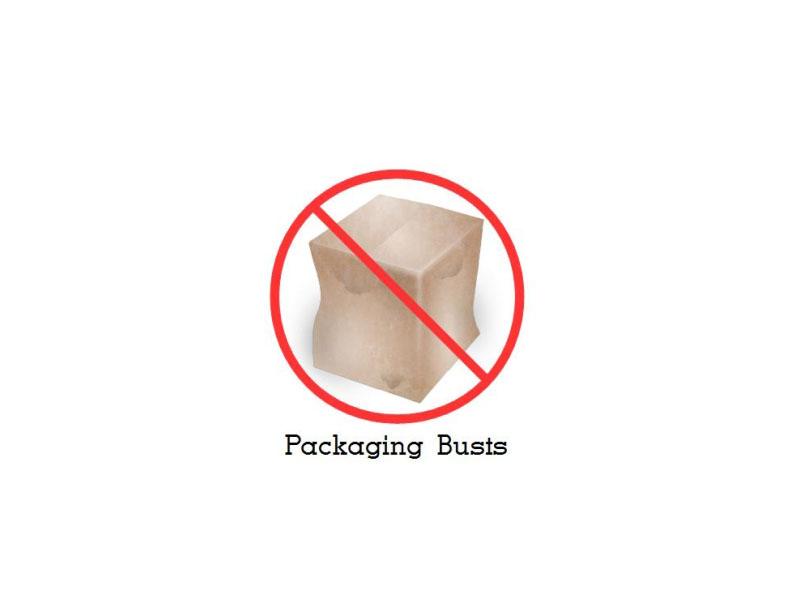 Packaging Busts: Packaging Waste